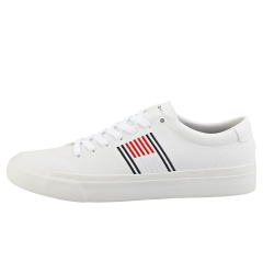 Tommy Hilfiger CORPORATE SNEAKER Men Casual Trainers in White