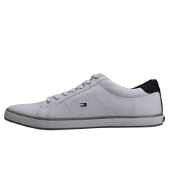 Tommy Hilfiger HARLOW 1D Men Casual Trainers in White