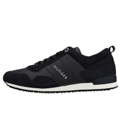 Tommy Hilfiger ICONIC Men Casual Trainers in Midnight Navy