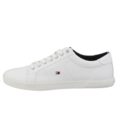 Tommy Hilfiger ICONIC LONG LACE SNEAKER Men Casual Trainers in White