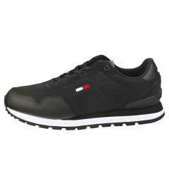 Tommy Jeans LIFESTYLE MIX RUNNER Men Casual Trainers in Black