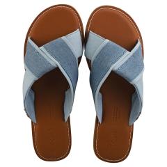 Toms VIVIANA Women Flip Flop Sandals in Navy