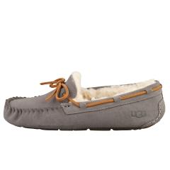 UGG DAKOTA Women Slippers Shoes in Pewter