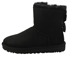 UGG MINI BAILEY BOW 2 Women Classic Boots in Black
