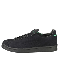 adidas PW SUPERSTAR PK Unisex Casual Trainers in Black Green