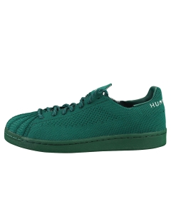 adidas PW SUPERSTAR PK Unisex Fashion Trainers in Green