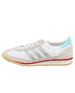 adidas SL 72 Men Running Trainers in White Silver