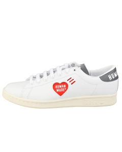 adidas STAN SMITH HUMAN MADE Men Fashion Trainers in White