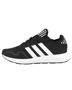 adidas SWIFT RUN X Men Running Trainers in Black White