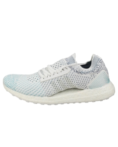 adidas ULTRABOOST X PARLEY Women Running Trainers in Ice Blue