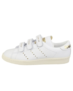 adidas UNOFCL HUMAN MADE Men Fashion Trainers in White Gold