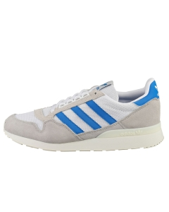 adidas ZX 500 Men Casual Trainers in Grey Blue