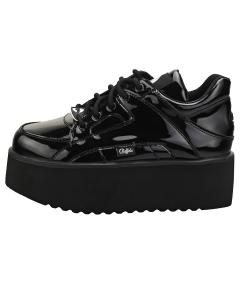 Buffalo 1330-6 Women Platform Trainers in Black