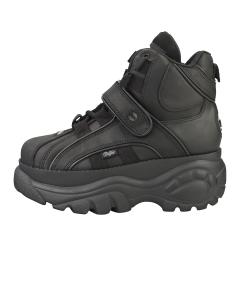 Buffalo 1348-14 2.0 Women Platform Boots in Black