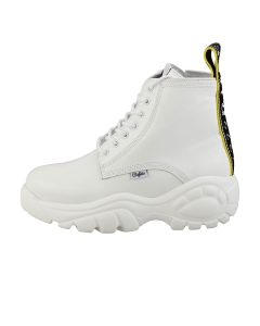 Buffalo GILLIAN Women Platform Boots in White