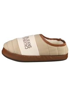 Calvin Klein HOME SHOE SLIPPER Men Slippers Shoes in Crockery