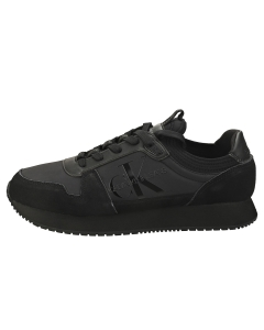 Calvin Klein RUNNER SOCK LACE UP Men Fashion Trainers in Black