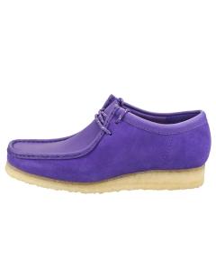 Clarks Originals WALLABEE Men Wallabee Shoes in Purple