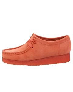 Clarks Originals WALLABEE Women Wallabee Shoes in Dark Blush