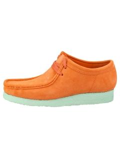 Clarks Originals WALLABEE Men Wallabee Shoes in Coral