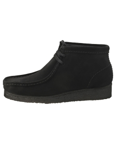 Clarks Originals WALLABEE BOOT Women Wallabee Boots in Black