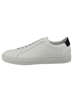 COMMON PROJECTS RETRO LOW Men Casual Trainers in White Green