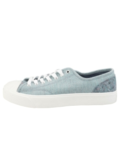 Converse JACK PURCELL OX Unisex Casual Trainers in Blue White