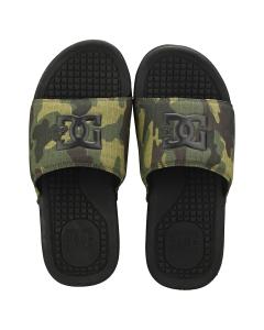 DC Shoes BOLSA SE Men Slide Sandals in Camouflage