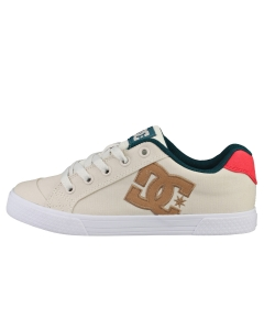 DC Shoes CHELSEA Women Fashion Trainers in Cream
