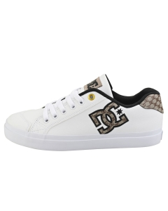 DC Shoes CHELSEA PLUS SE SN Women Casual Trainers in White Tan