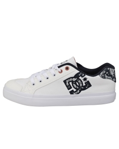 DC Shoes CHELSEA PLUS TX SE Women Casual Trainers in White Navy