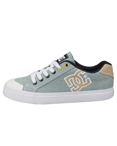 DC Shoes CHELSEA PLUS TX SE Women Casual Trainers in Moonlight Blue White