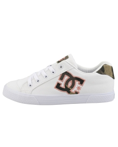 DC Shoes CHELSEA TX SE Women Fashion Trainers in White Camouflage
