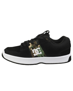 DC Shoes LYNX ZERO Men Skate Trainers in Black Camouflage