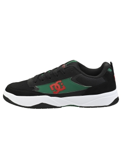 DC Shoes PENZA Men Skate Trainers in Black Green