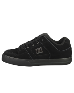 DC Shoes PURE Men Skate Trainers in Black Black