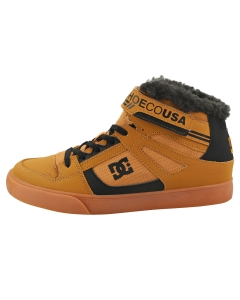 DC Shoes PURE HIGH-TOP WNT EV Kids Casual Boots in Wheat