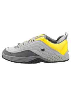 DC Shoes WILLIAMS SLIM Men Skate Trainers in Grey Yellow