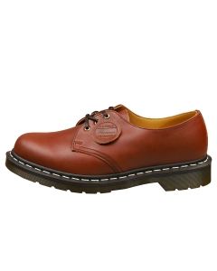 Dr. Martens 1461 Men Platform Shoes in Tan