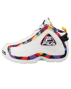 Fila GRANT HILL Men Basketball Trainers in White Multicolour