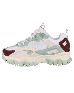 Fila RAY TRACER TR 2 Women Fashion Trainers in Green White