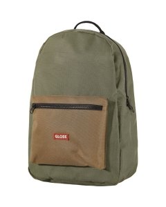 Globe DELUXE Backpack in Army
