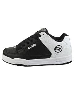 Globe TILT Kids Skate Trainers in Black White