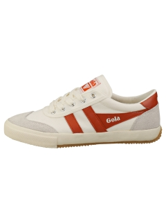 Gola BADMINTON Women Casual Trainers in White Coral