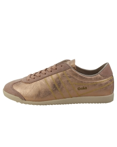 Gola BULLET LUSTRE SHIMMER Women Casual Trainers in Blush Pink