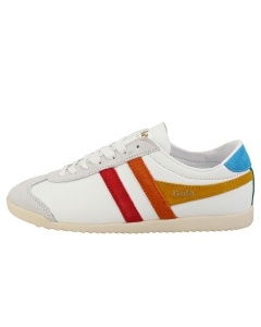 Gola BULLET TRIDENT Women Casual Trainers in White Multicolour