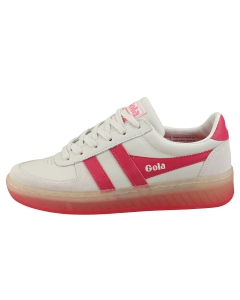 Gola GRANDSLAM 89 Women Fashion Trainers in Off White Pink