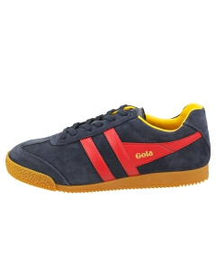Gola HARRIER Women Classic Trainers in Navy Sun Red