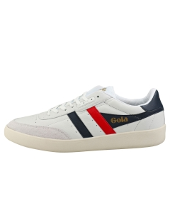 Gola INCA Men Casual Trainers in White Navy Red
