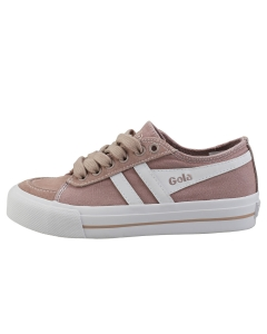 Gola QUOTA 2 Kids Casual Trainers in Blossom White